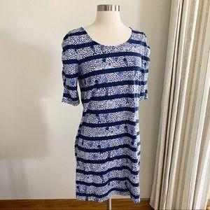 Lilly Pulitzer Lajolla Striped Pima Dress